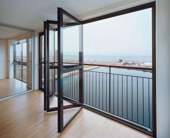 pintu aluminium ykk jakarta