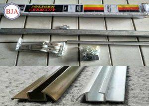 Harga Rel Pintu Sliding Aluminium