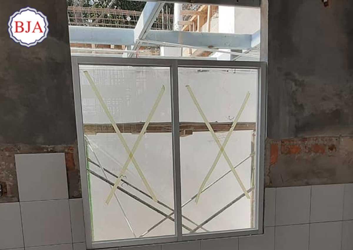 Jendela Aluminium Cikarang