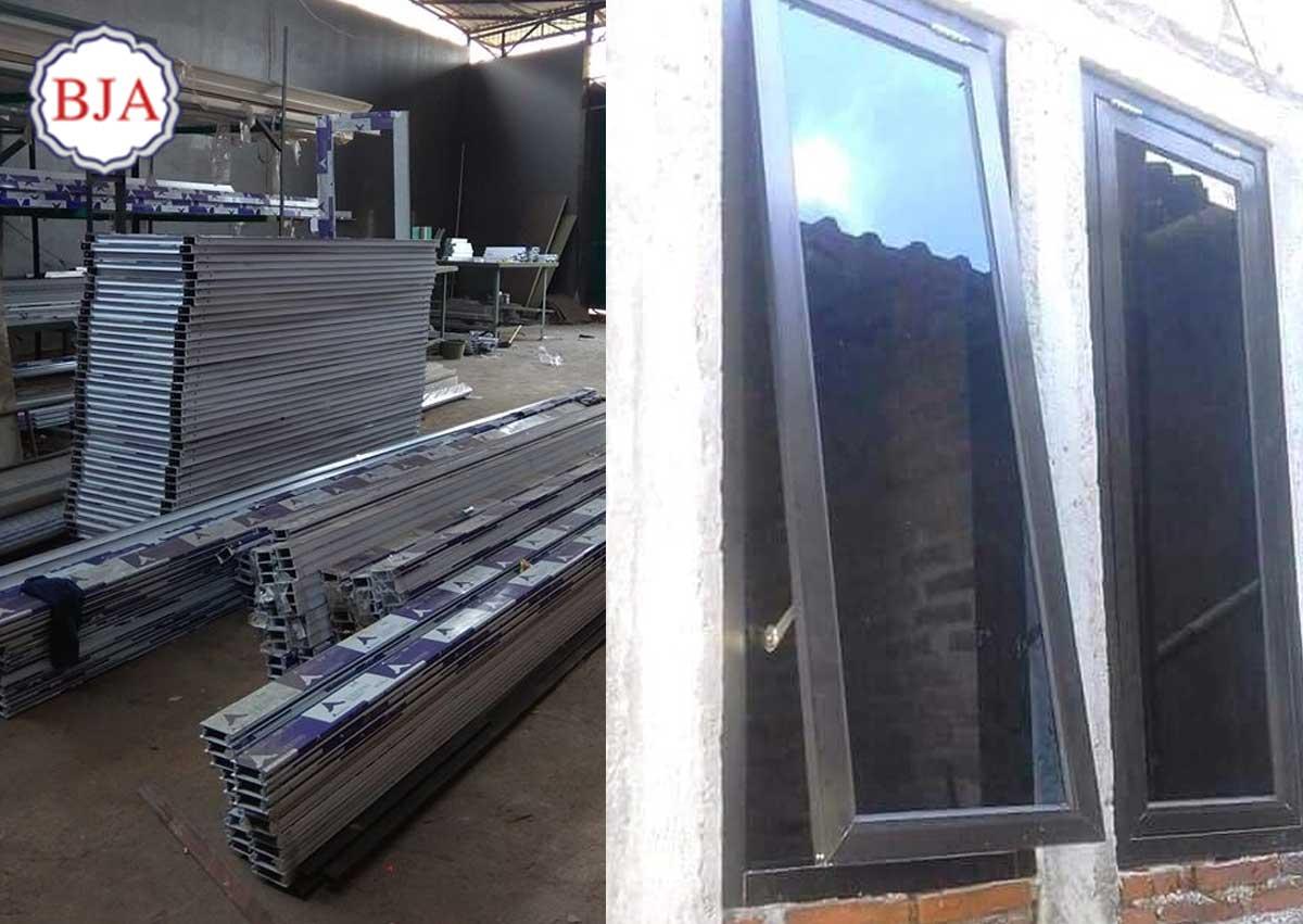 Kusen Aluminium Harga Murah Kota Depok Jawa Barat