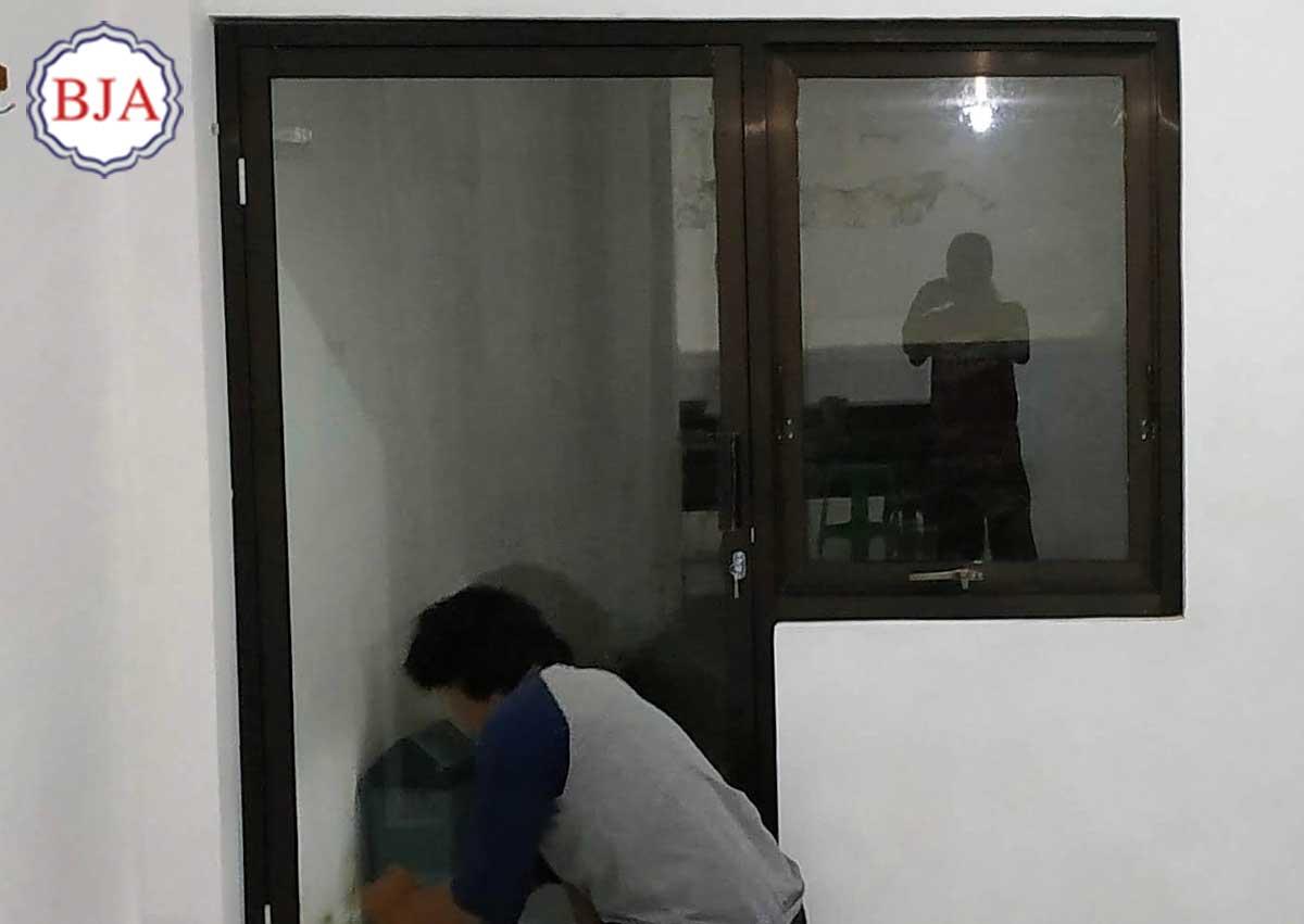 Kusen Aluminium Ykk Bandung