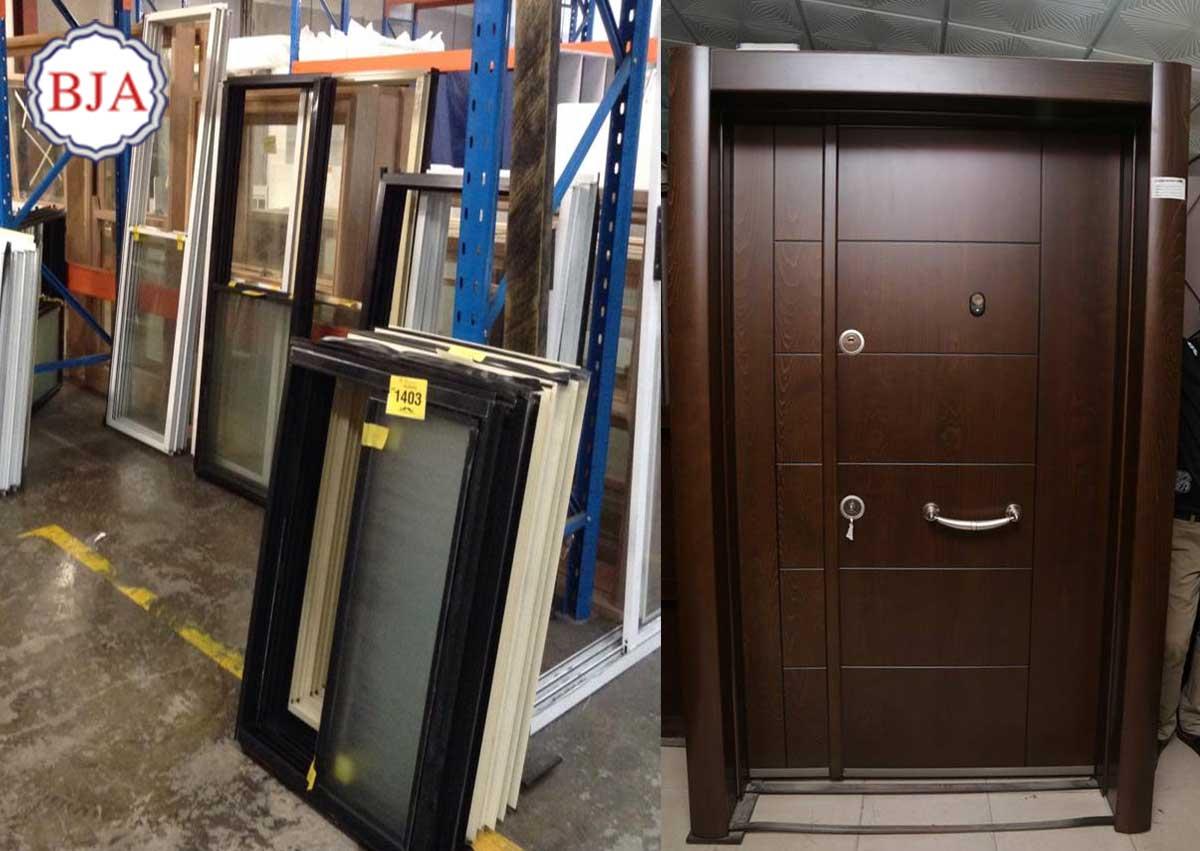 pintu aluminium lapis hpl | Pintu Jendela Kusen Aluminium ...