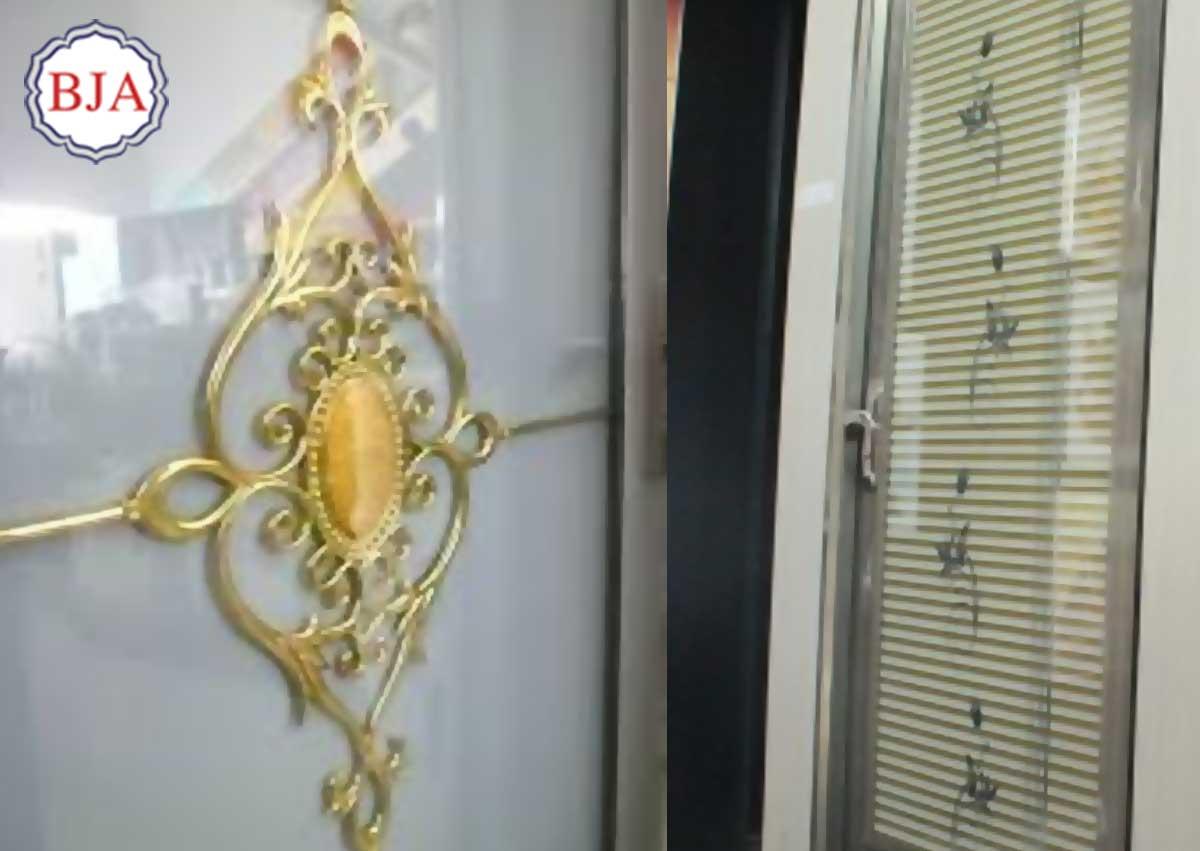 Pintu Aluminium Meridian