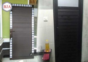 Pintu Kamar Mandi Lapis Alumunium