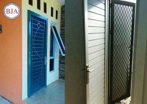 Pintu Kasa Aluminium Yogyakarta