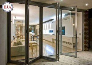 Pintu Slide Aluminium