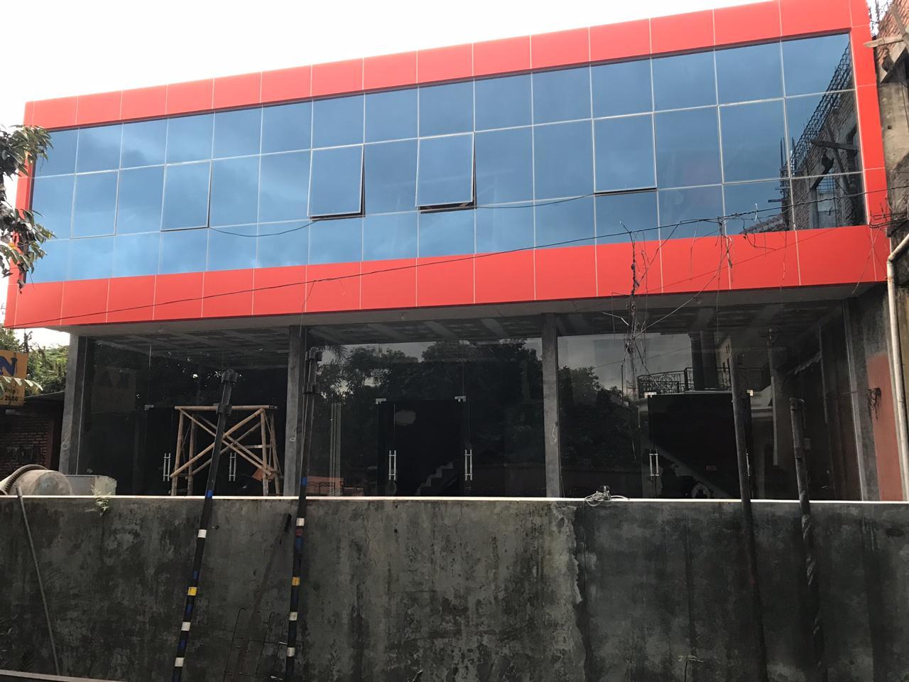 Project Kusen Jendela dan Kaca Gedung Di Bogor
