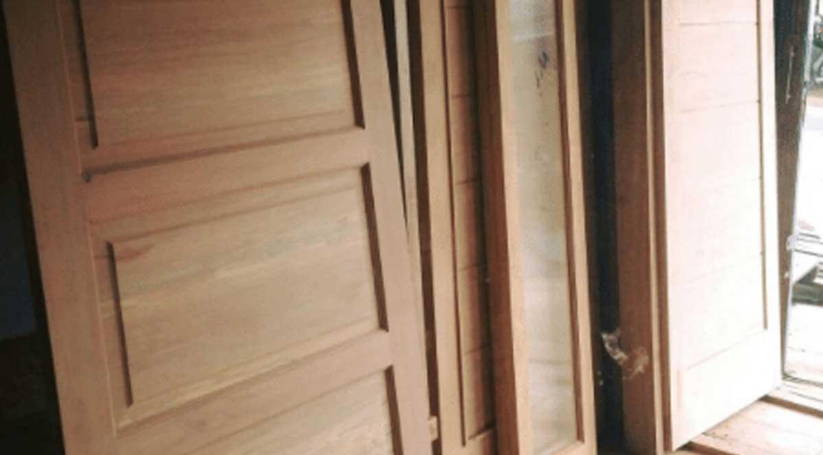 bahan kayu
