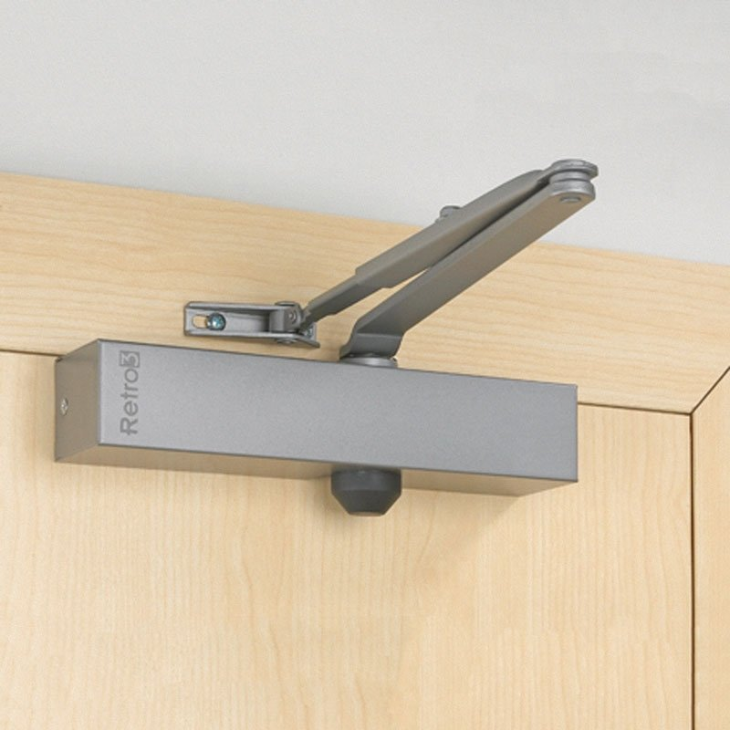 agar door closer ringan