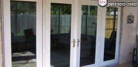 Frame Pintu Alumunium Dengan Ukuran Presisi Dapat Dipesan Disini
