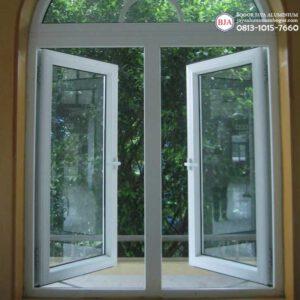 jendela aluminium