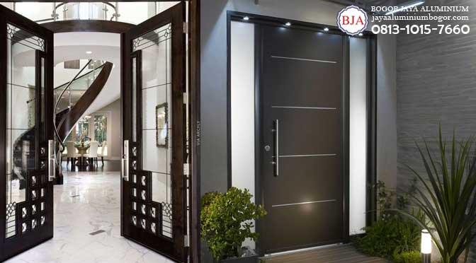 Pintu Aluminium Di Solo