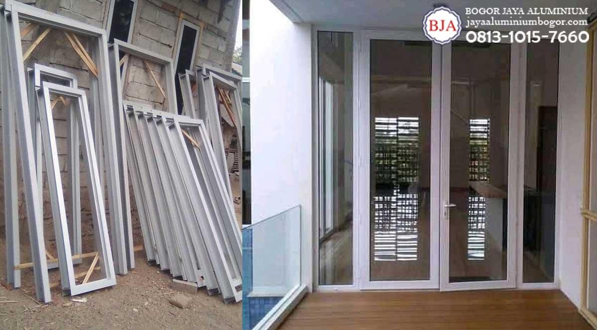 kusen pintu jendela aluminium