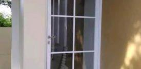 Pekerjaan Pintu Aluminium Dan Kusen