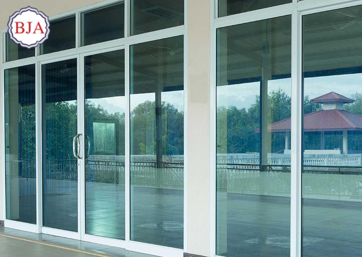 Pintu Aluminium Bintaro