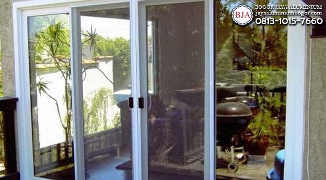 Memilih Pintu Kaca Aluminium Untuk Rumah