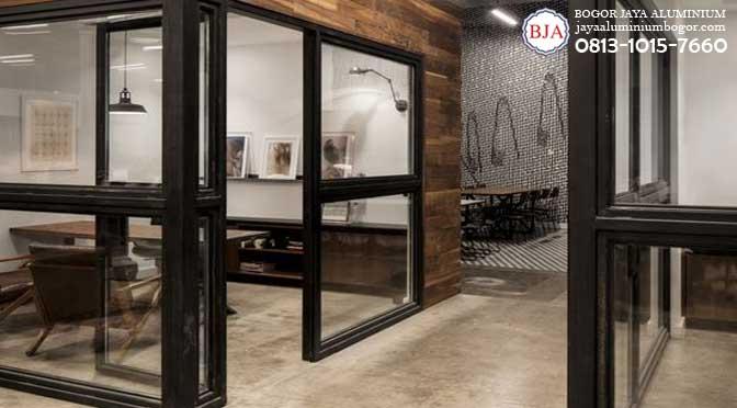 Pintu Aluminium Berkualitas