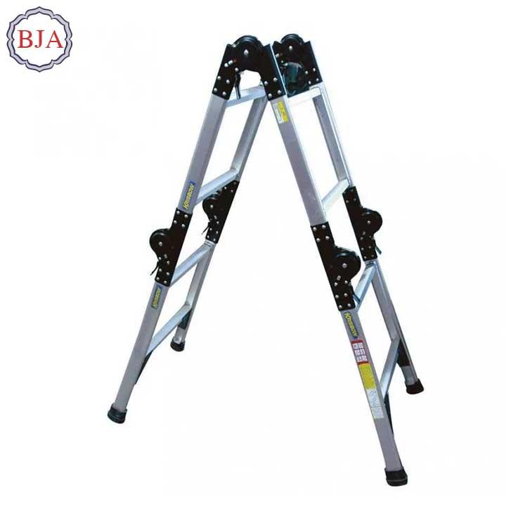 tangga lipat aluminium